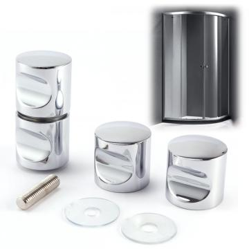 Stainless Steel Glass Shower Door Knob