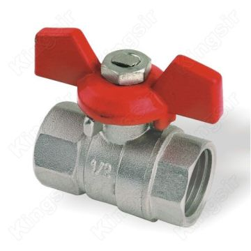 Brass Stop Ball Valves