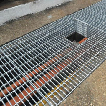 Heavy Duty Galvanized Steel Trench Grating