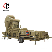 Best quality and factory for China Combined Seed Cleaner,Combined Type Seed Cleaner,Combine Small Seed Cleaner,Mobile Combined Seed Cleaner Supplier combined seed cleaning machine with gravity table supply to Indonesia Importers