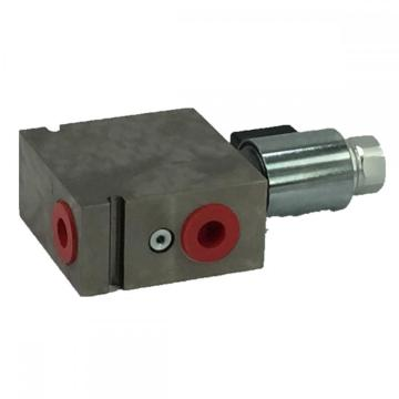 Case hydraulic manifold blocks