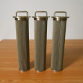 Pleated Stainless Steel Oil Filter Element