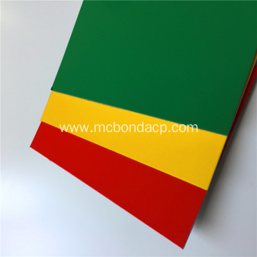 MC Bond Well-Selected ACP PVDF Raw Material