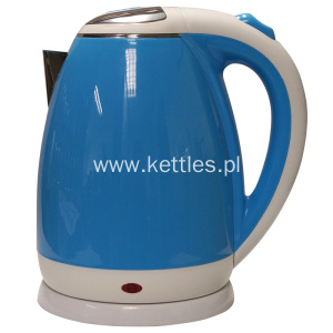OEM China High quality for Plastic Coated Electric Kettle Yes Auto Shut-off Electric Kettle supply to Sierra Leone Manufacturers