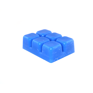 Fragrance Colors Wax Cube Candle