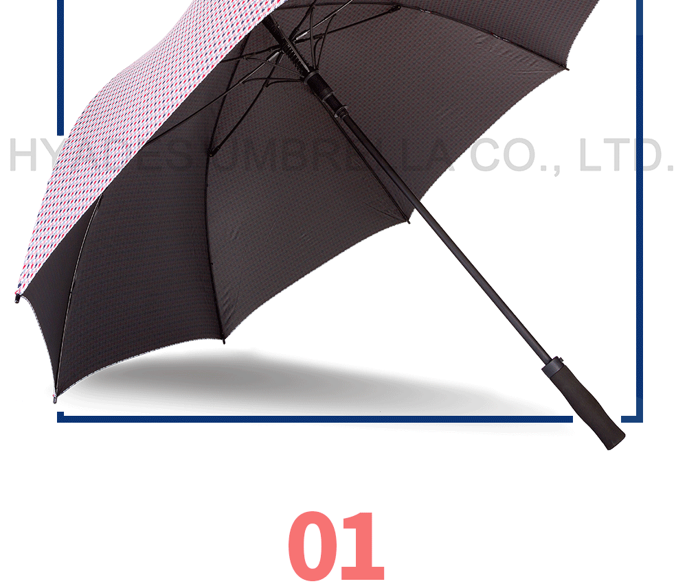 windproof uv umbrella