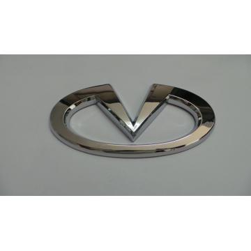Chrome Car Badges Auto Emblems