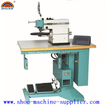 High definition Cheap Price for Leather Folding Machine Computerized Intelligence Folding Machine JD-298A export to Portugal Supplier