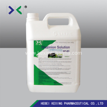 Animal Diazinon Solution 60%