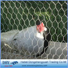 Q195 Hexagonal Chicken Wire Mesh