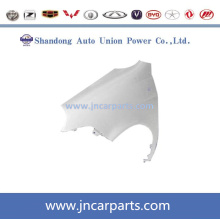 100% Original for Chery Auto Parts S11-8403101-DY Front Fenders L  Chery supply to India Factory