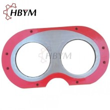 Personlized Products for Wear Plate And Cutting Ring Zoomlion Concrete Pump Wear Plate export to Seychelles Manufacturer