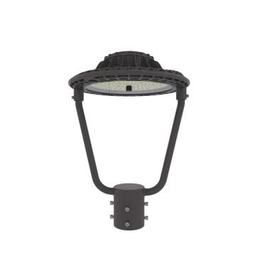 130lm/w AC100-277V 30W led post top light