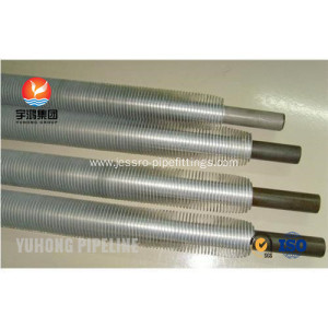 Factory selling for Copper Finned Tube A214 CS Helical Condenser Extruded Fin Tubes export to Western Sahara Exporter