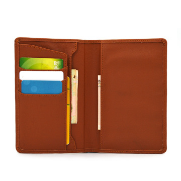 New Fashion Customized Design Leather Passport Card Holder