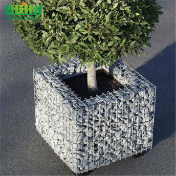 Anping cheap price gabion basket box