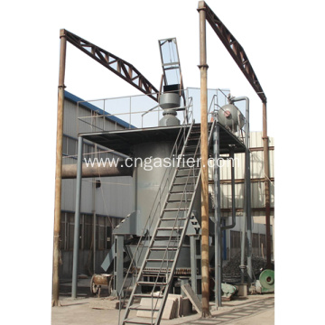 Durable Oxygen Coal Gasifier Single-Stage Coal Gasifier