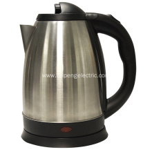 Best quality and factory for China Electric Tea Kettle,Stainless Steel Electric Tea Kettle,Cordless Electric Tea Kettle Manufacturer Industrial cooking tea kettle export to Italy Manufacturers