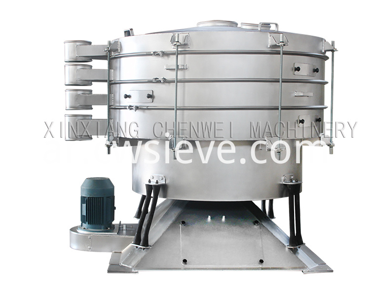 450 Type Vibrating Filter Sifter