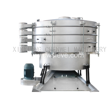 MsG tumbler vibrating screen machine