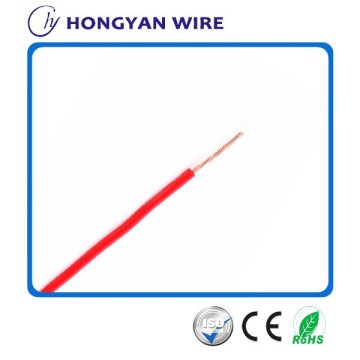 PVC insulated connection wire
