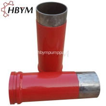 Cheapest Factory for Concrete Pump Pipe Concrete Pump Twin Wall Layer Delivery Pipe supply to St. Helena Manufacturer