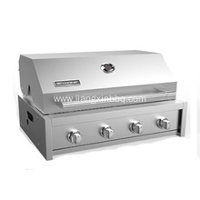 Good Quality for Built In BBQ Grill Full Stainless Steel 4 Burners Built-In BBQ Grill supply to Japan Importers