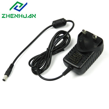Adaptador de corrente 24V 500mA 12W internacional Plug Power DC