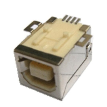 USB B Type Receptacle 4P SMT