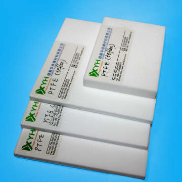 Anti Sticking Coating Aerospace PTFE Sheet