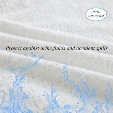 Waterproof Mattress Protector Full Size  Breathable