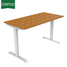 Best Price for for Offer Two Legs Standing Desk,Adjustable Desk,Adjustable Table Legs From China Manufacturer Office Electric Auto Motorized Adjustable Height Table Legs export to Christmas Island Factory