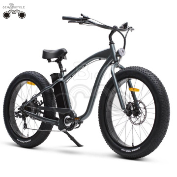 hot-sale ebike 36v 250W fat tire beach bike