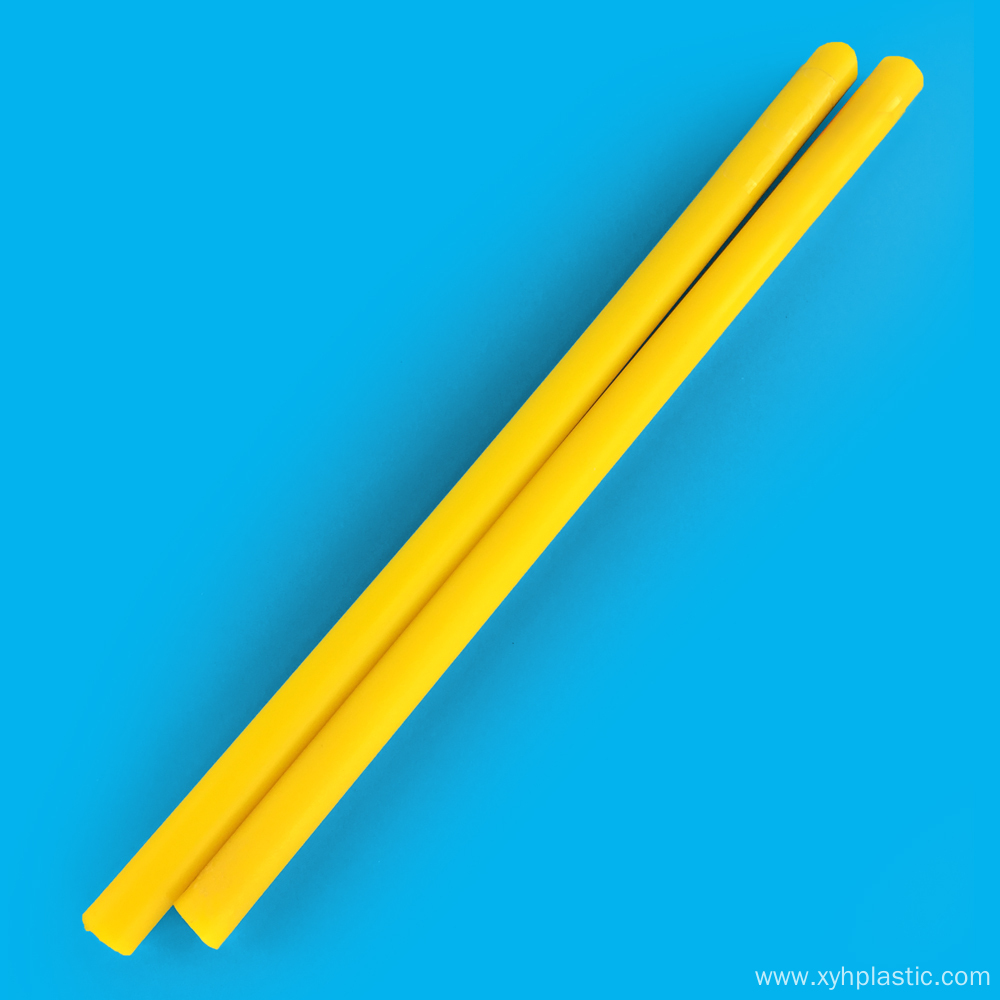 TPUCO Engineering Thin PU Round Bar