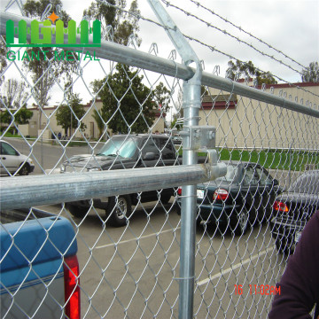 Modern Design Cheap Used Chain Link Fence