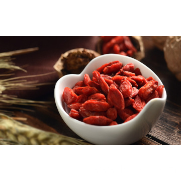 certified organic goji berries
