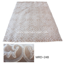 The Wall to Wall Embossing Mink Carpet