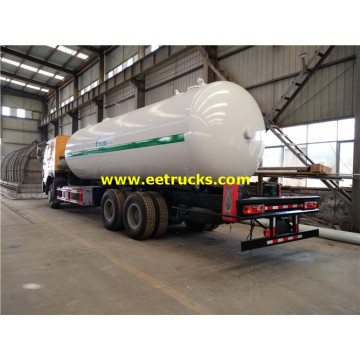 8000 Gallons 15ton Propane Road Tank Vehicles