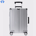 Four wheel hard shell suitcase