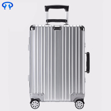 Good Quality for PC Luggage Bags Four wheel hard shell suitcase supply to China Manufacturer