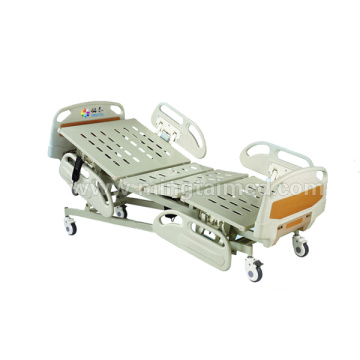 Electric medical hospital bed