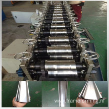 metal shutter slat roll forming machine