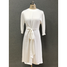 women's white grace dress