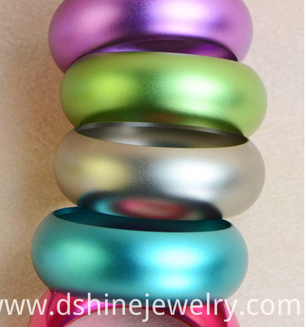 Neon Anodized Aluminum Jewelry