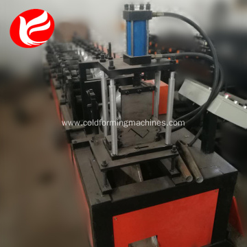 Automatic Track Light Gauge Steel Framing Machines