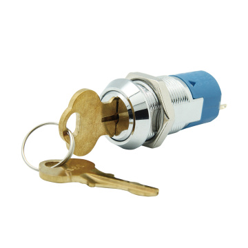 UL Certificated 19MM Key Switches
