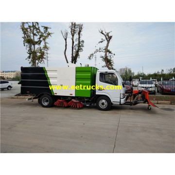 4 CBM DFAC Airport Runway Sweeping Trucks