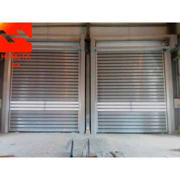 Spiral High Speed Roller Shutter Door