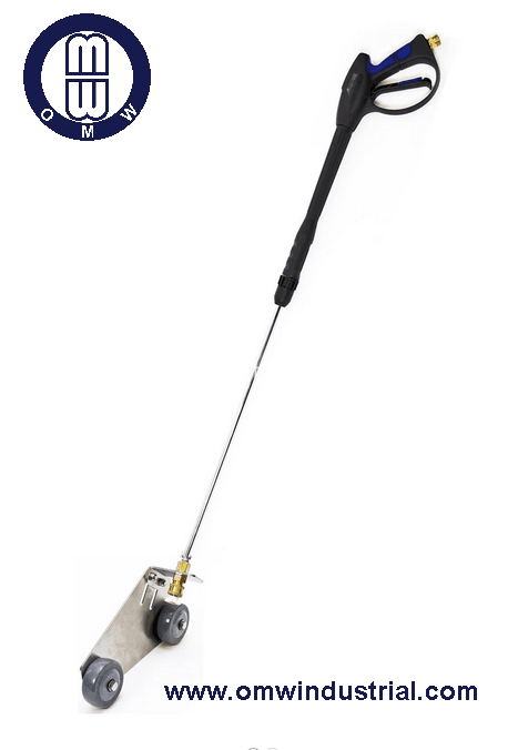 Edge Cleaner with Wand and Gun