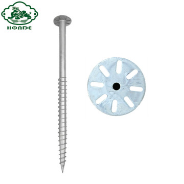 Q235 Ground Screw Piles For Building And Foundation